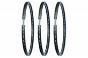 Stainless Gas Nitride Oil Ring (GN)